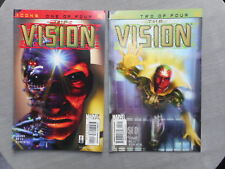 ICONS: THE VISION N°1 A 4 RUN COMPLET VO NEUF NEAR MINT / MINT