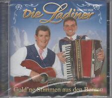 Die Ladiner Gold'ne Stimmen aus den Bergen Grand Prix CD NEU Luis Trenker Lied
