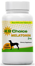K9 Choice 5 mg Melatonin for Dogs