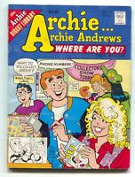 Archie Andrews Where Are You Digest Library 90 1993 FN Comic Convention