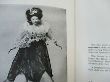 Philippine Women and Dolls Costume Asian Collectible Author Signed Vintage 1955