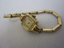Zimet Watch Co 17jewels 14k Gold Case Watch AS-IS