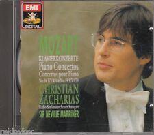 Mozart / Klavierkonzerte Nr. 16, KV 451 & Nr. 19, KV 459,  Zacharias - Zinman