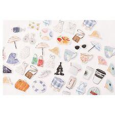 Daily Diary Stationery Decoration Label Diy 45 Sticker Kawaii