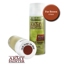 The Army Painter CP3016 Primer Fur Brown 400ml Fine Spray Can Courier Post