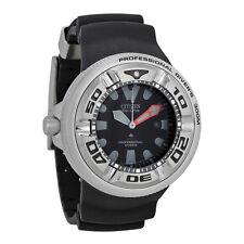 ** nuevo ** Citizen Mens Buzos Eco-Drive Black Aqualand Reloj BJ8050-08E PVP £ 599