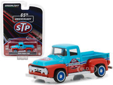 1954 FORD F-100 TRUCK STP ANNIVERSARY COLLECTION 6 1/64 BY GREENLIGHT 27940 A