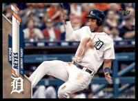 2020 Topps Series 2 Base Gold #481 Victor Reyes /2020 - Detroit Tigers