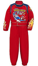 Disney Store Cars Halloween Light-Up Costume Size 5/6 NEW