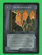 Middle-Earth CCG MECCG The Black Council The White Hand TWH LOTR Rare Card MP