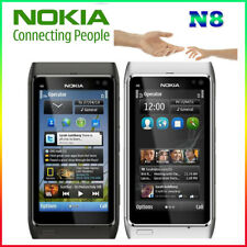"Nokia N8 Mobile Phone 3G WIFI GPS 12MP Camera 3.5"" Touch Screen Phone"