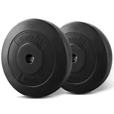Everfit 20kg Barbell Standard Home Gym Weight Plate