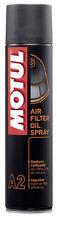 Motul Air Filter Oil Spray