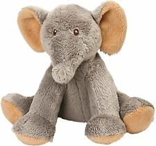 Ezzy Elephant Sitting Cuddly New Baby Safe Toy Birth Christening Nursery 10077