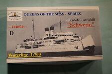HP MODELS 1:700 waterline ferroviaria altro traghetto Schwerin -1926/39 -