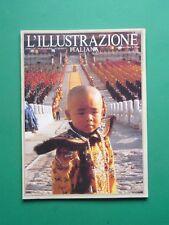 L'ILLUSTRAZIONE ITALIANA Maggio 1988 n 53 Maria Mulas Rancinan G Luigi Tazzari