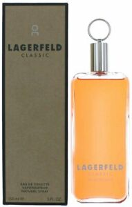 LAGERFELD CLASSIC by Karl Lagerfeld cologne for men EDT 5.0 / 5 oz New in Box