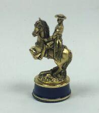 Franklin Mint Civil War Chess Set Blue Knight