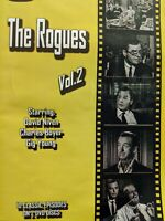 The Rogues-DVD-R-Volume Two-10 Classic episodes-  2 Disc Set