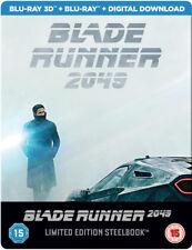 Blade Runner 2049 3d Edition UltraViolet Copy BLURAY Steelbook