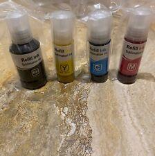 Dye Sublimation Ink - EcoTank et-15000,et-4760,F570et-2750,et-3750,,et-3760,