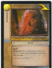 Lord Of The Rings CCG FotR Foil Card 1.C76 Intimidate