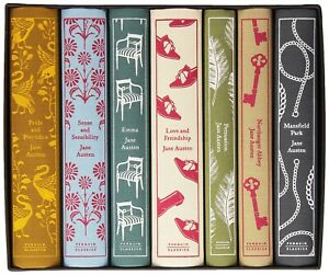 Jane Austen: The Complete Works - Penguin Clothbound Classics Series