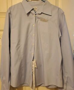 Team Hendrick women's size 18 button up shirt by Brooks Brother NWT