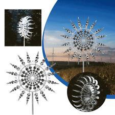 Metall Windmühle Garten Wind Spinner Windfänger Einzigartige und magische Dekor