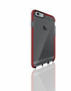 Tech21 Evo Mesh FlexShock Case for iPhone 6/6S - Smokey Red