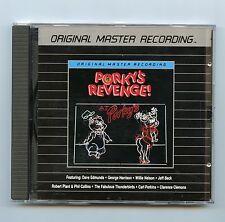 George Harrison Jeff Beck Others/Porkey's Revenge (MFSL/Flawless Condition)