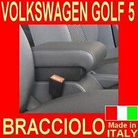 BRACCIOLO per VW GOLF V - 5-Volkswagen-mittelarmlehne @