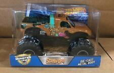 Hot Wheels Monster Jam 1:24 Scooby Doo