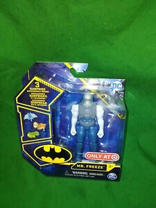 DC SPIN MASTER MR. FREEZE (NEW EDITION 2021) HTF Target Exclusive