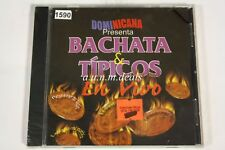 DomiNicana- Bachata and Tipicos En Vivo Music CD