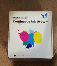 CISS  Continuous Ink System + INK REFILL for epson canon