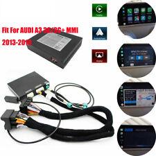 Wired Apple CarPlay Decoder for Audi A3 B9 3G/3G+MMI 2013-2018 CarPlay