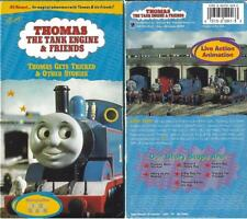 Rare Vintage Thomas Train Tank Engine Ringo Starr Thomas Gets Tricked VHS video