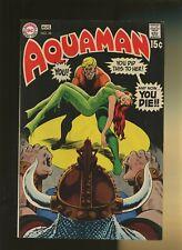 Aquaman 46 VF 7.5 * 1 Book Lot * Mera! Aquagirl! Aqualad! Aquababy! Jim Aparo!