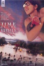 TIME OF THE GYPSIES Movie POSTER 27x40 Davor Dujmovic Sinolicka Trpkova Ljubica