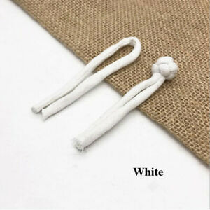 Linen cotton fabric knot Chinese frog closure fasteners Cheongsam Sewing buttons