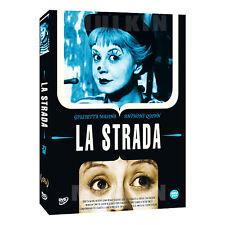 La Strada (1954) New Sealed DVD - Anthony Quinn, Giulietta Masina