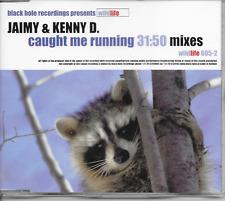 JAIMY & KENNY D. - Caught me running (MIXES) CDM 5TR Trance House 2000 TIESTO