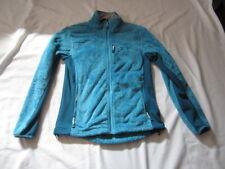 Preowned Women's Size S/P Blue Mountain Hard Wear Hardwear Fleece Jacket