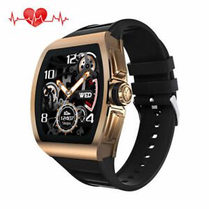 Luxury Men Boys Smart Watch Heart Rate Monitor Wristwatch for iPhone LG Android