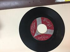 ROCK 45 RPM RECORD - BARRY DARVELL - COLT 45 107