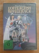 DVD Lottergeist Beetlejuice NEU +  Originalverpackt