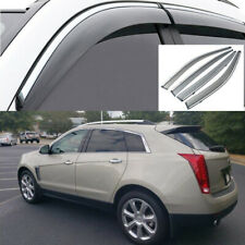 Fit Cadillac SRX 2010-2016 Window Visor Deflectors Sun Guard Rain Vent Shield 4P