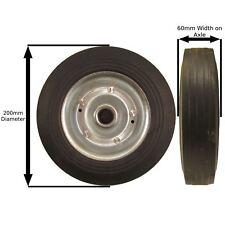 200mm Steel Replacement Jockey Wheel TR020