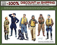"""Master Box 3201 """"Famous pilots of WWII""""  Scale 1/32"""